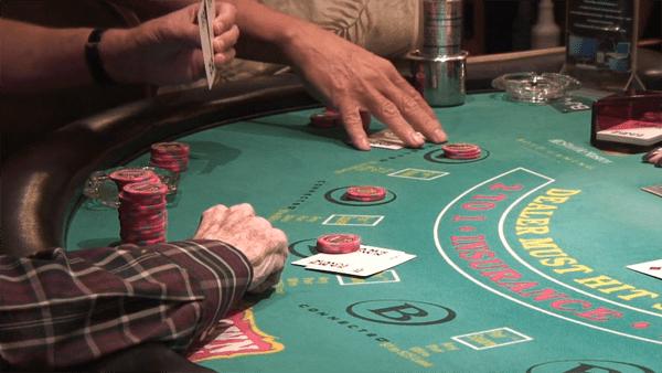 single deck blackjack   American Casino Guide Book