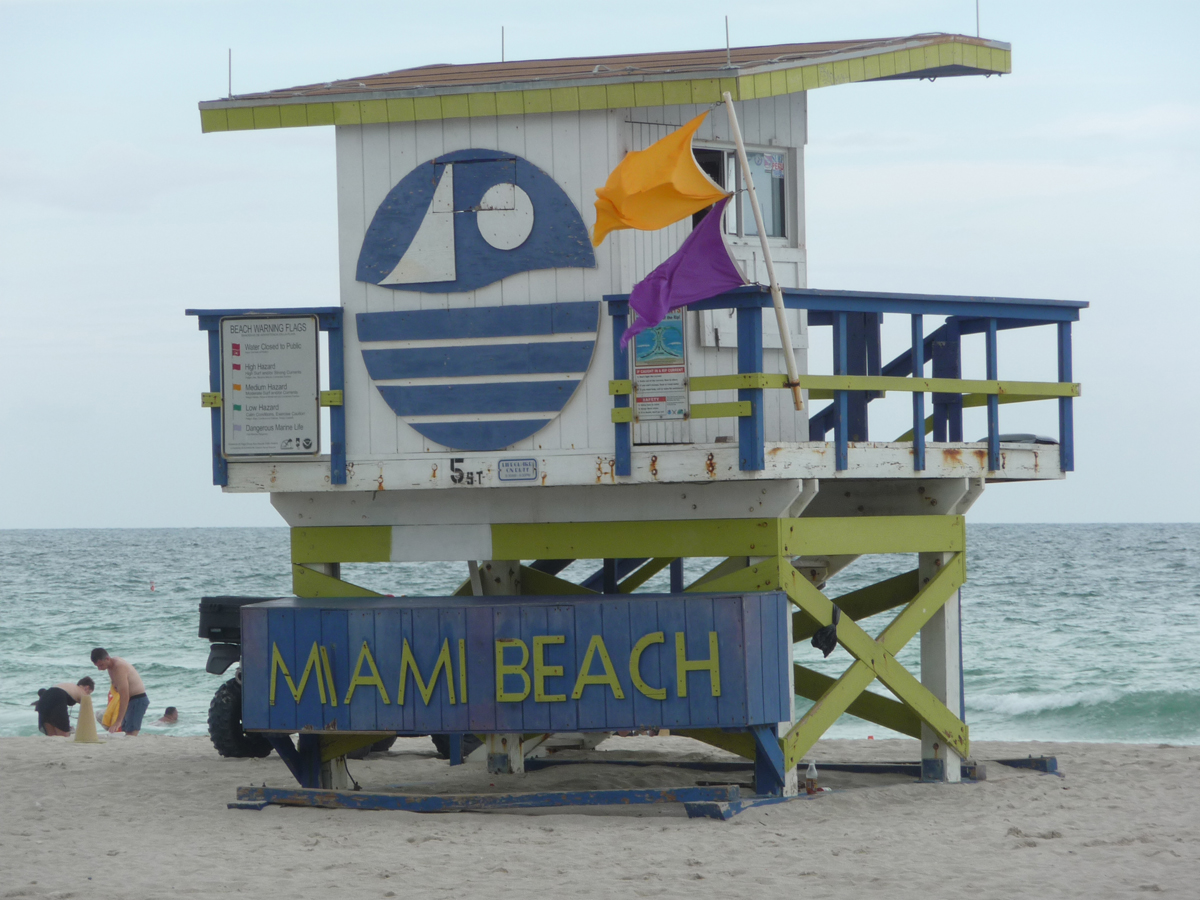 South Florida Vacations With Sunshine, Beaches and Miami Casinos