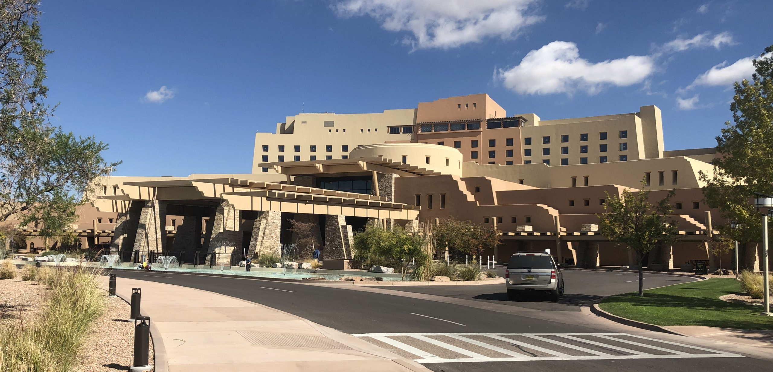Casinos in New Mexico Can Be Found on Indian Reservations and at Racetracks