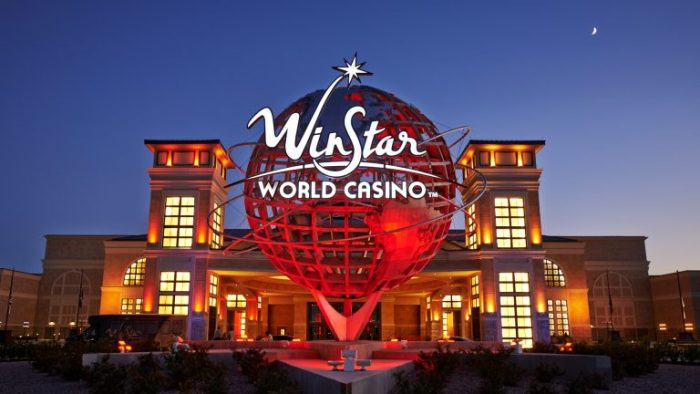 Kasino WinStar World