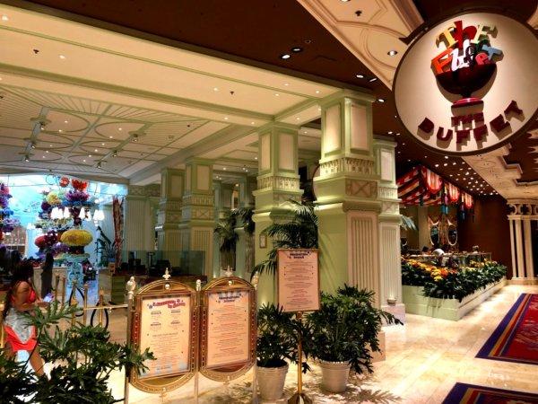Wynn Las Vegas buffet