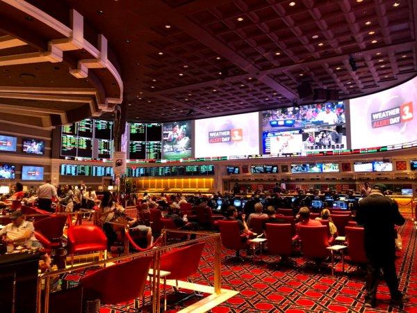 Wynn Las Vegas sportsbook