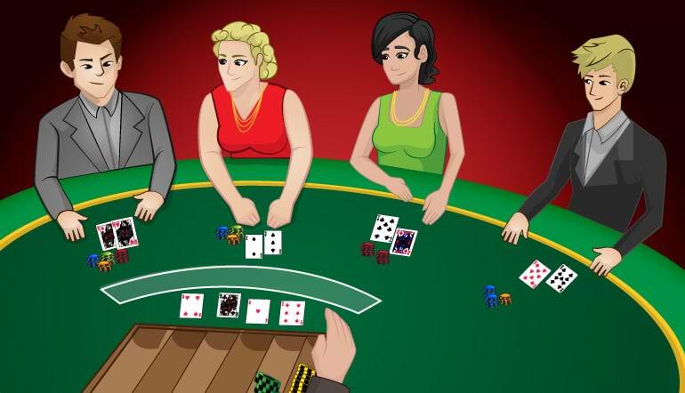 how do casinos catch card counters