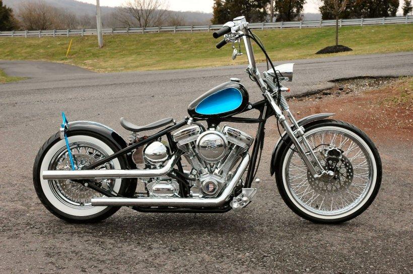 Fatbob Shovelhead Chopper Rigid Bobber Harley Rolling – HD Wallpapers