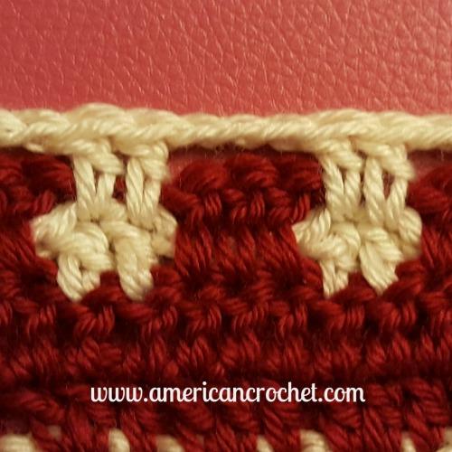 Crochet Along Part 18   Crochet Pattern   American Crochet @americancrochet.com