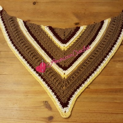 Fall Shawl CAL 2016 ~ Part Three