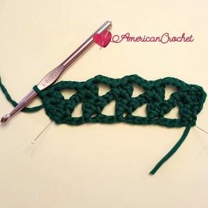 Marshmallow Scarf | Free Crochet Pattern | American Crochet @americancrochet.com #freecrochetpattern
