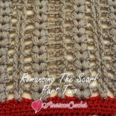 Romancing The Scarf Part Two