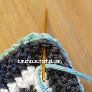 Step One | Free Crochet Pattern | American Crochet @americancrochet.com #freecrochetpattern #freecrochetalong
