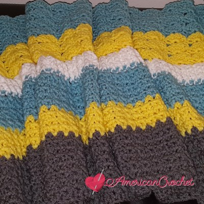 Winter Wonder Blanket Part Two