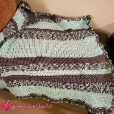 Sweet Dreams Angel Blanket Part 5