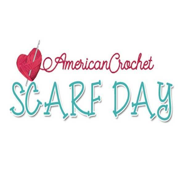 Scarf Day | Club | American Crochet @americancrochet.com