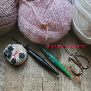 Happy Throw Part One | American Crochet @americancrochet