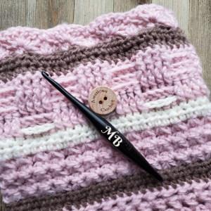 Happy Throw Part Five | American Crochet @americancrochet