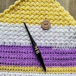 Frosty Kisses Blanket Part Six   American Crochet @americancrochet