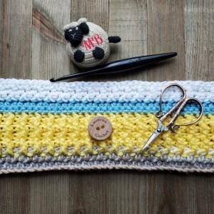 Happy Throw Two Part Two | American Crochet @americancrochet