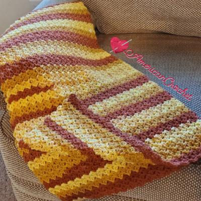 Cashton Baby Blanket