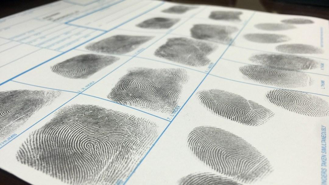 Fbi Fingerprinting American Databank