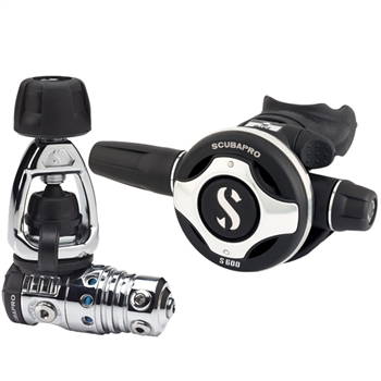 Scubapro Mk25 Evo S600 Diving Regulator