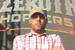 Paul Teutel Jr Choppers
