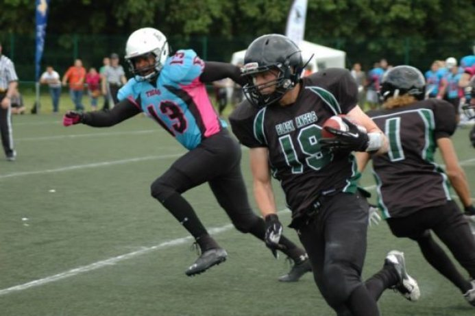 Brussels Tigers v. Brussels Black Angels