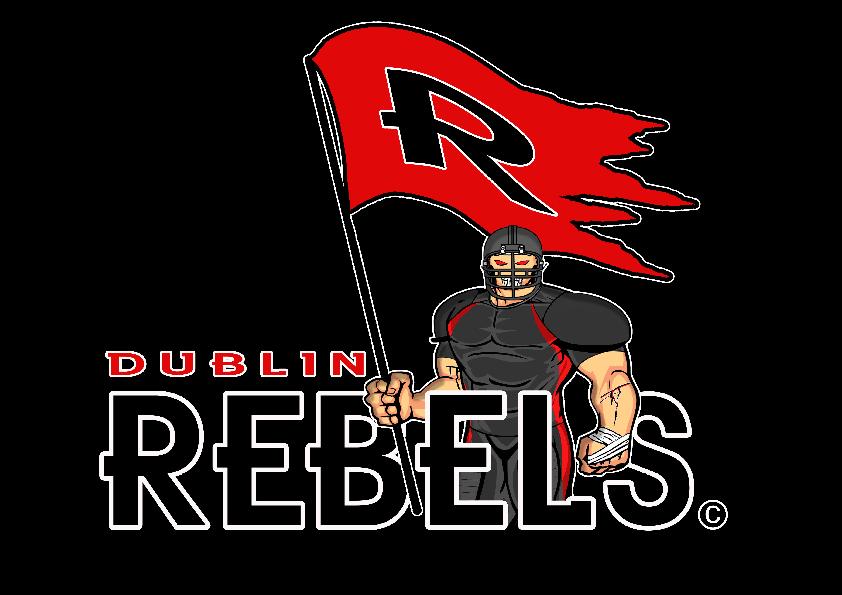 Dublin Rebels logo