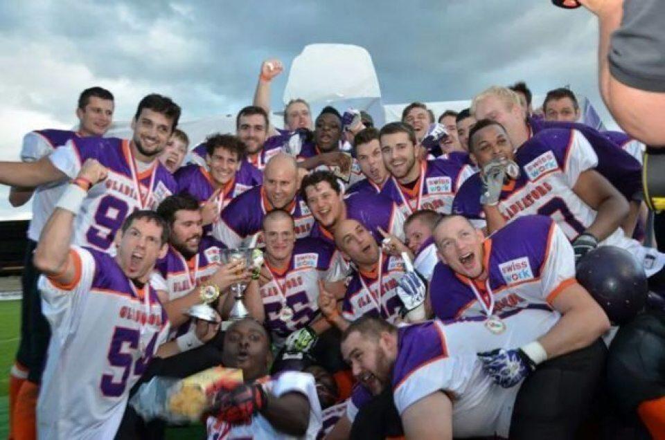 Basel Gladiators - Swiss champs