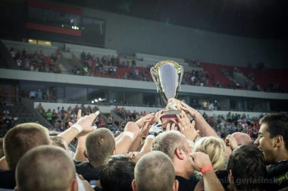 Prague Black Panthers win Czech title