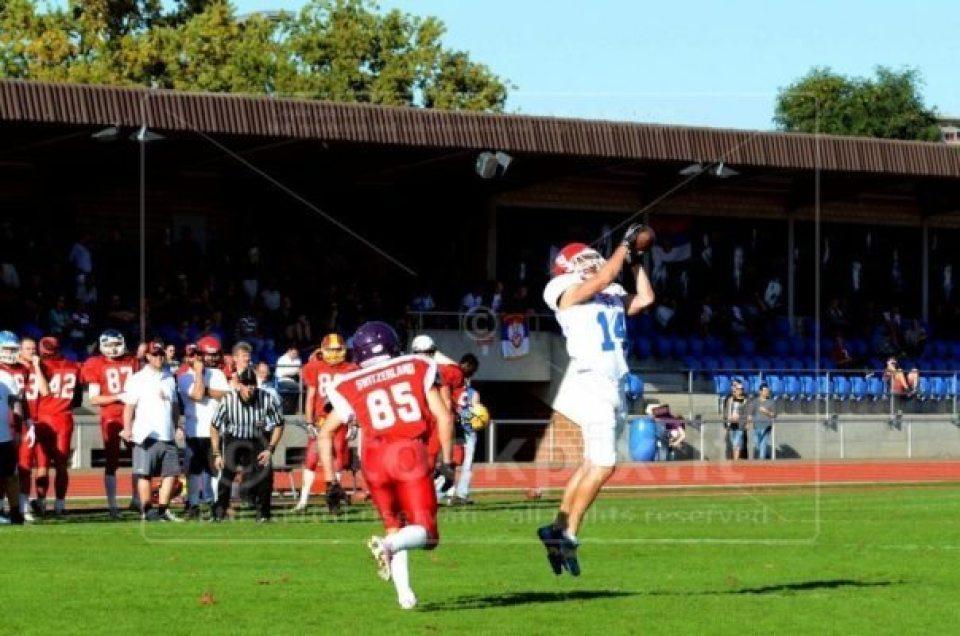 Team Serbia catch