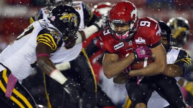 Calgary vs Hamilton 2014
