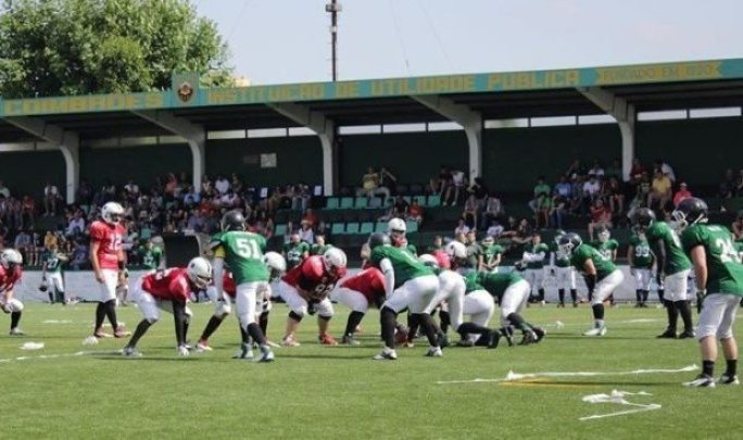 Portuguese American football action2