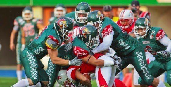Mexico IFAF 2011 2