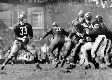 Footballs - Sammy Baugh 1942
