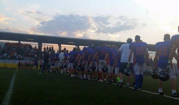 Italy - Giants v. Dolphins