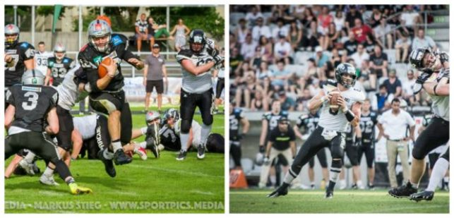 Austria - Raiders v. Panthers 2 pic