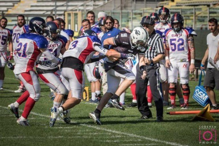 Italy - Panthers v Giants - Monardi