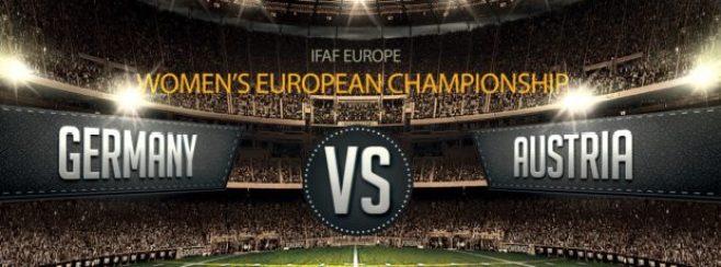 IFAF Europe - Womens EC - Germ-Aus