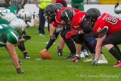 Ireland - Shamrock Bowl 20155