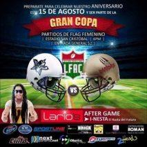LFAC Gran Copa Flyer