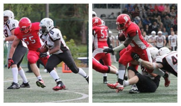 Finland - Roosters v Trojans 2pic