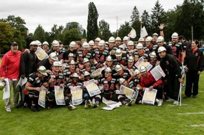 Sweden - Carlstad - champions