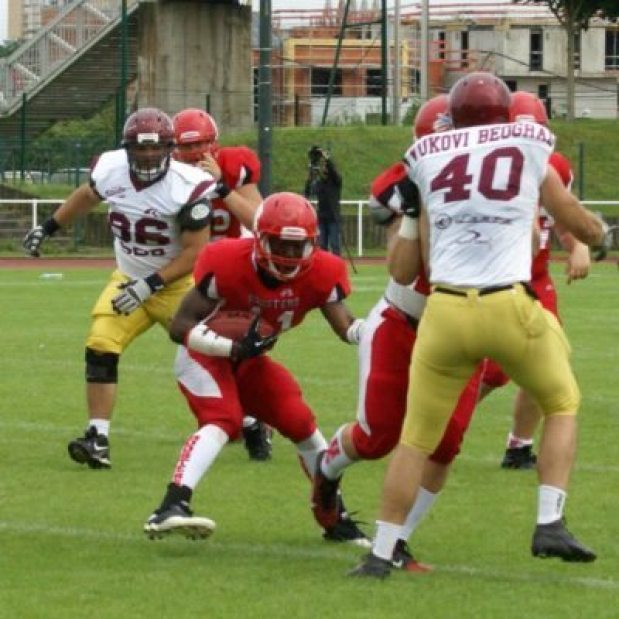 IFAF Europe - Champions League 2014 final