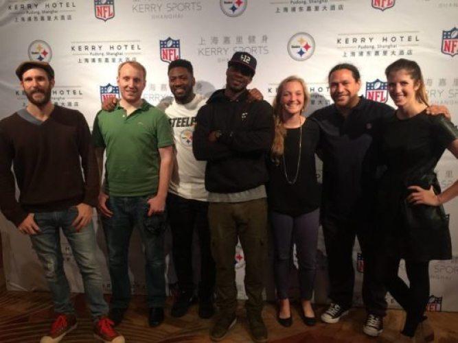AFI - Allan Price with Steelers5