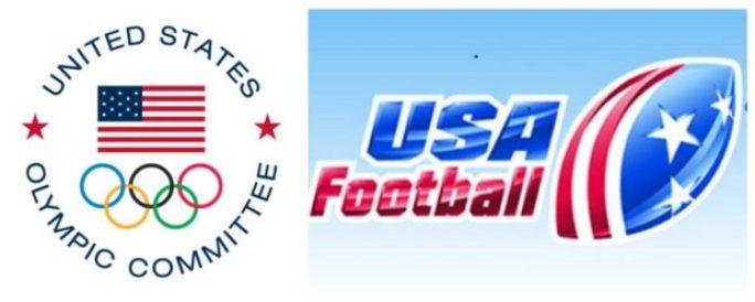 USA Football - USA Football-USOC 2pic-2