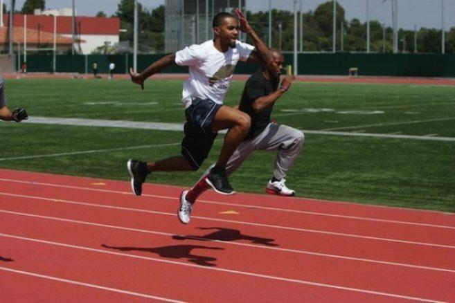 USA Football - 15 exercises - bounding
