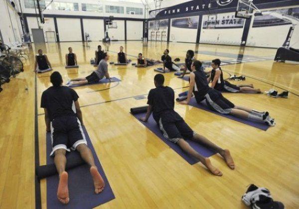 AFI - athletes using meditation