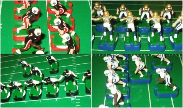 AFI - electric football - 4pic