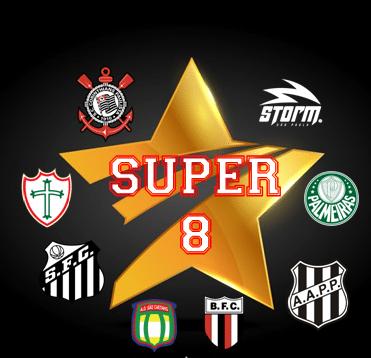 Brazil - Sao Paulo league - Super 8 logo