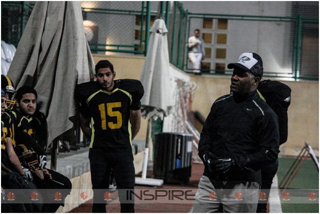 Egypt - Eagles-Bears 2016