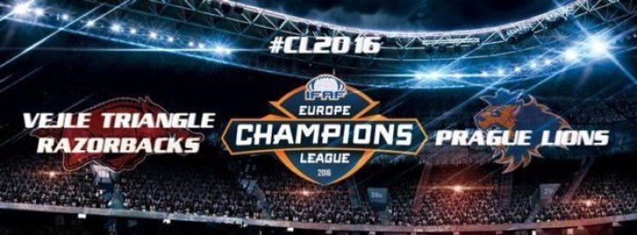 IFAF Europe - CL2016-Razorbacks-Lions